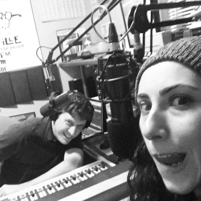 Samantha Frances Fringe Radio