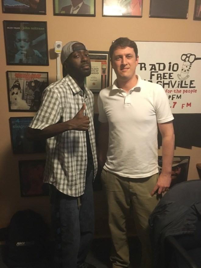 Wayne Diesel Fringe Radio