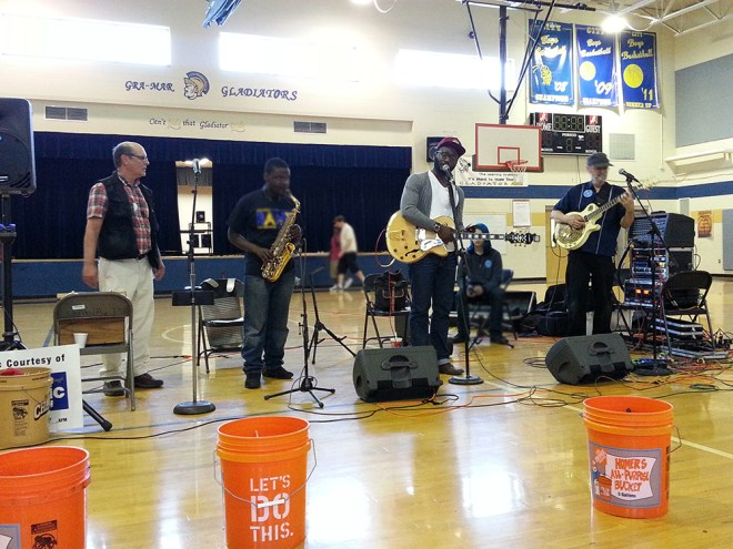 Blues in the Schools Nashville