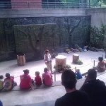 Animal Show at the Nashville Zoo