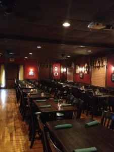 Nashville fun For Families - McNamaras - dining room