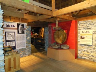Earlyworks Museum - Huntsville - Gristmill