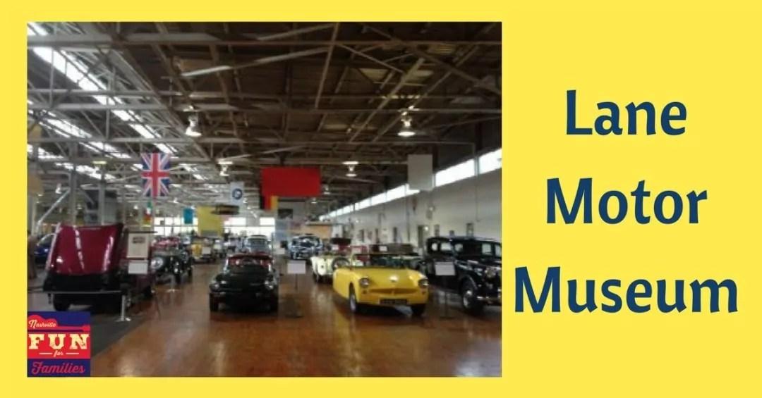 Lane Motor Museum