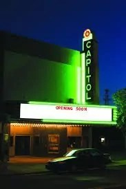 Cheap and FREE Places for Movies - capitol theatre