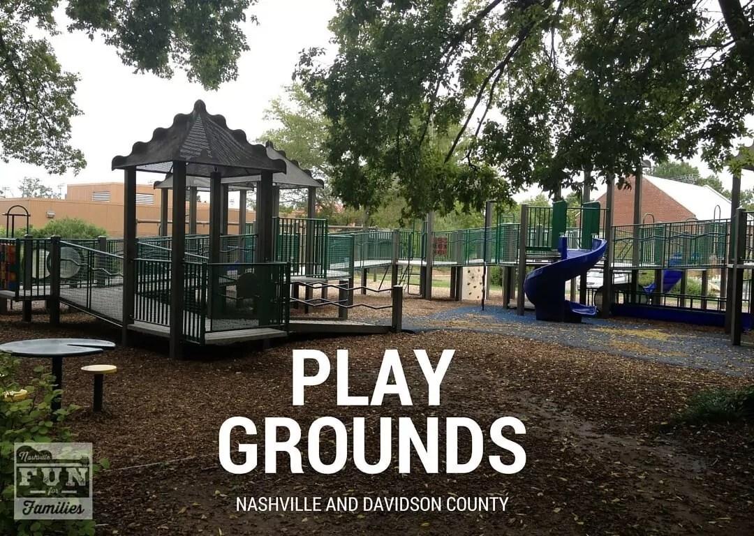 Nashville Playgrounds