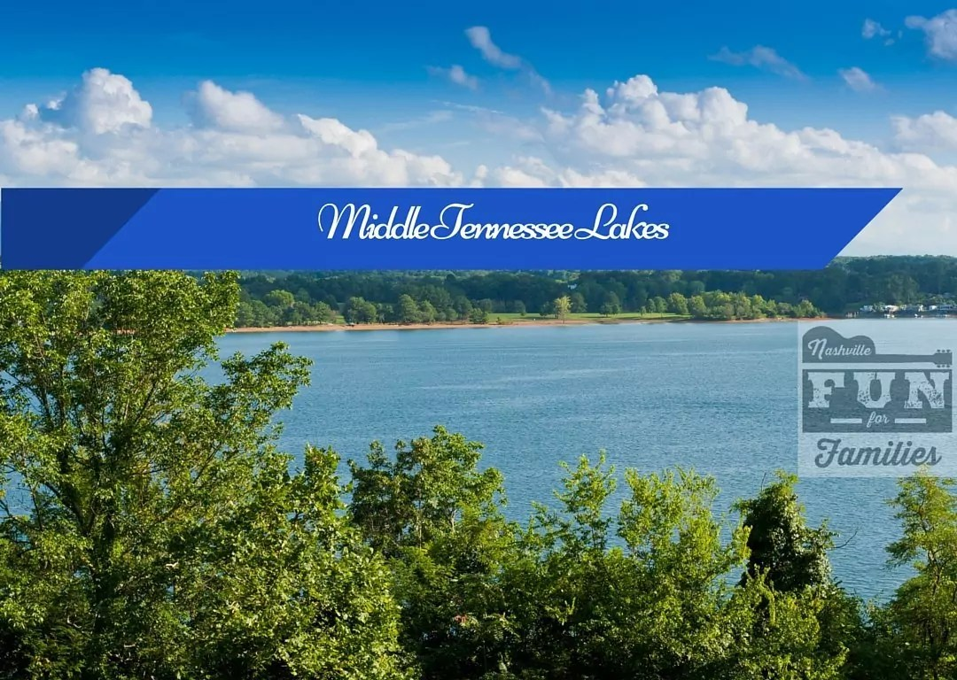 Middle Tennessee Lakes