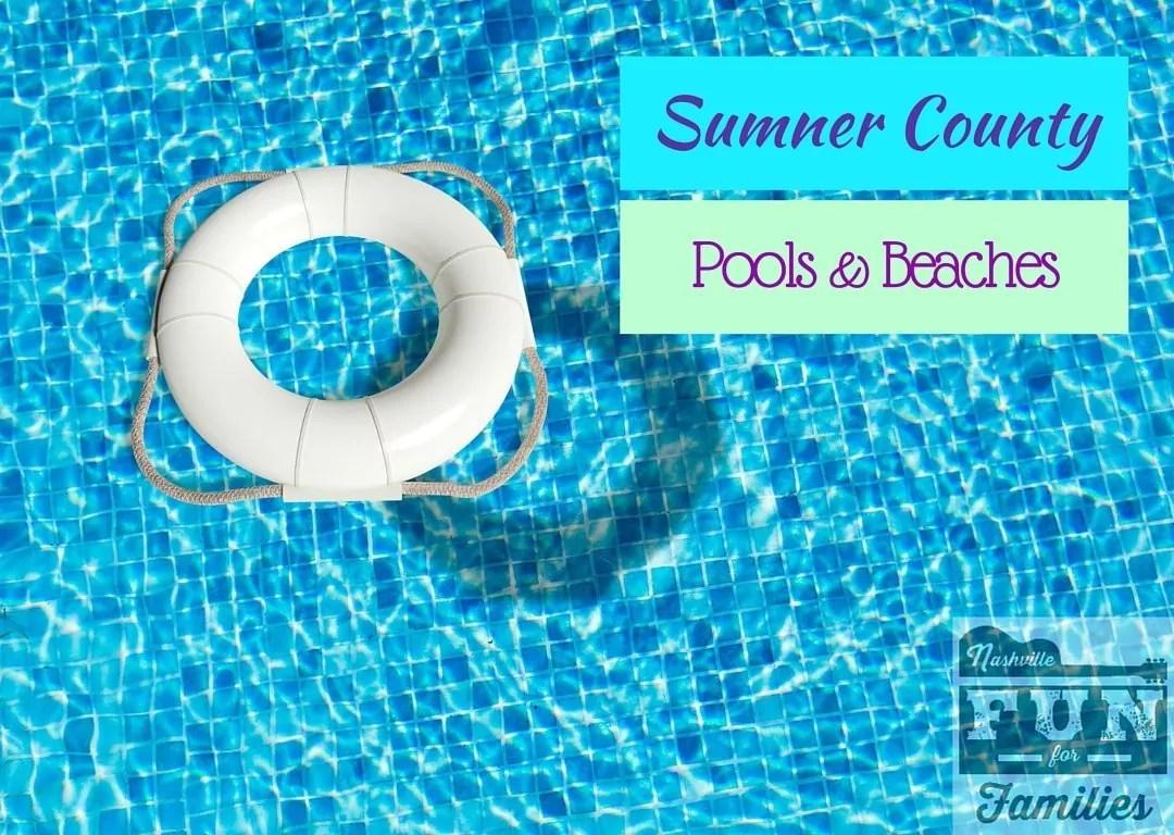 Sumner County Pools & Beaches