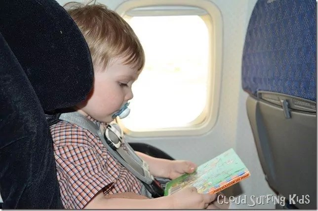 Tips For Summer Flying with Kids