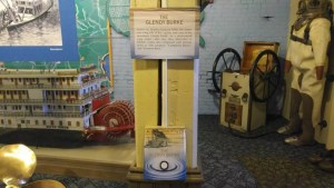 River Discovery Center - listen station