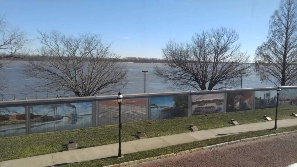 River Discovery Center view