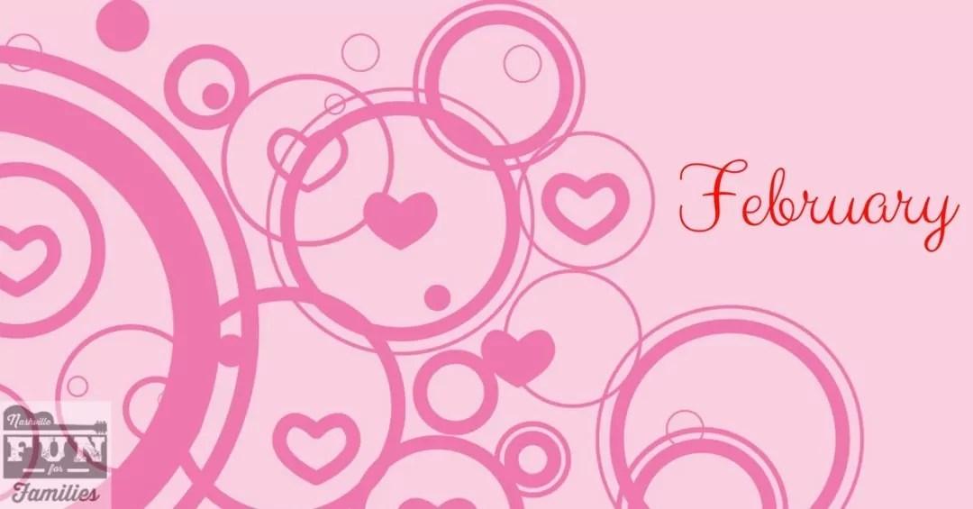 Nashville Fun for Families - Valentine's Day fun