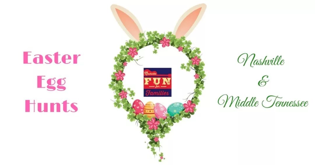Easter Egg Hunts in Nashville and Middle Tennessee