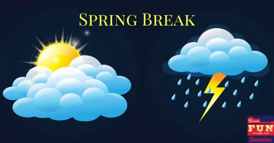 10 Things to do on Spring Break