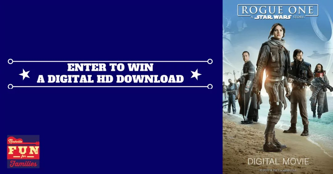 Win a Digital Download of Rogue One