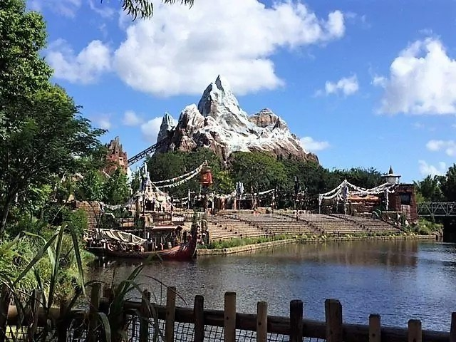 First Trip to Disney World - Everest Animal Kingdom