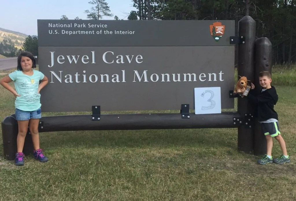 In Awe of the Black Hills - Jewel Cave National Monument
