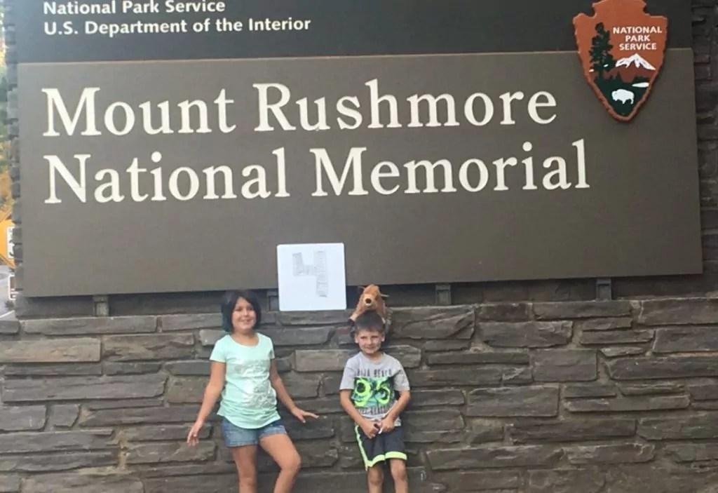 In Awe of the Black Hills - Mount Rushmore National Memorial