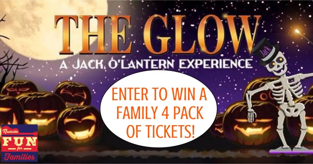 The Glow: A Jack O' Lantern Experience