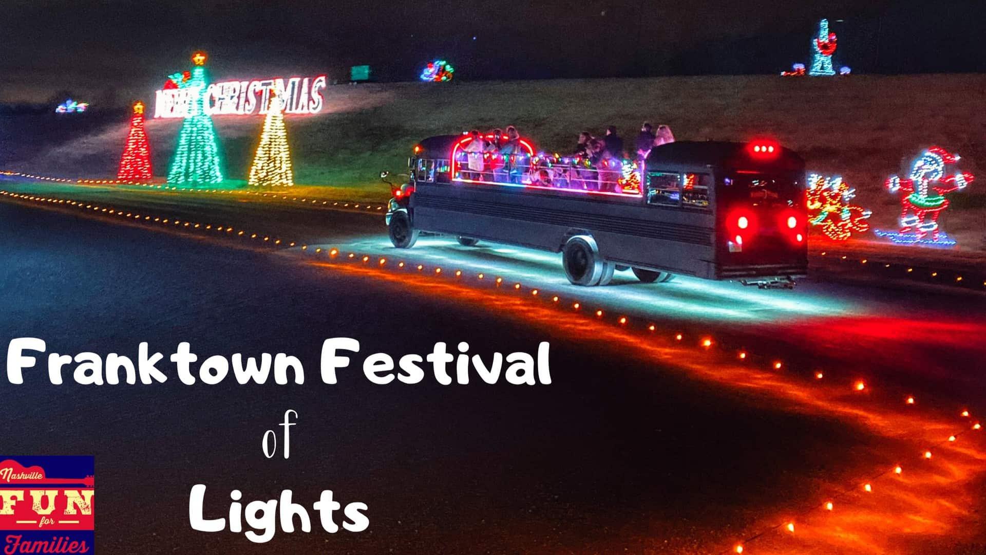 franktown festival of lights