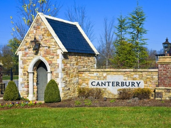 Canterbury Subdivision Homes For Sale