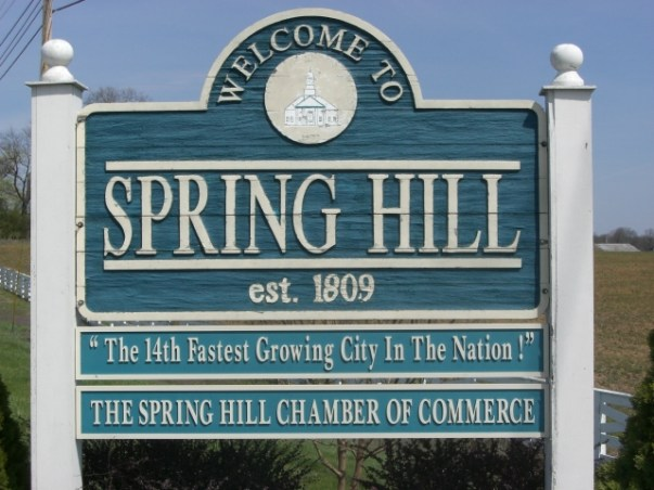 New Homes For Sale in Spring Hill TN