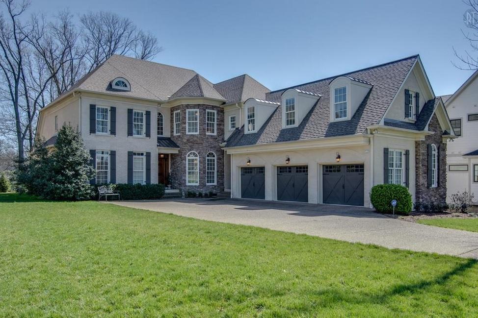 Green Hills Houses with Big Garages | Nashville Home Guru