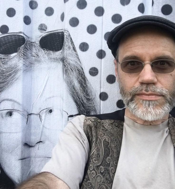 portraits street art mural Nashville Theron Corse