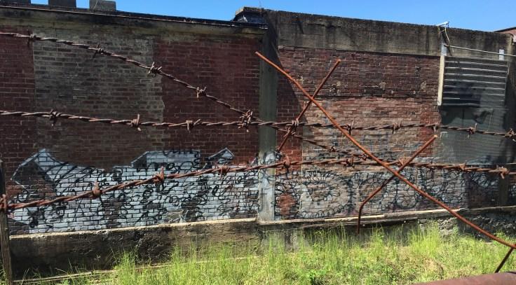 graffiti tags street art mural Nashville