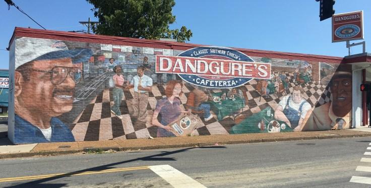 Dandgure's mural street art Nashville