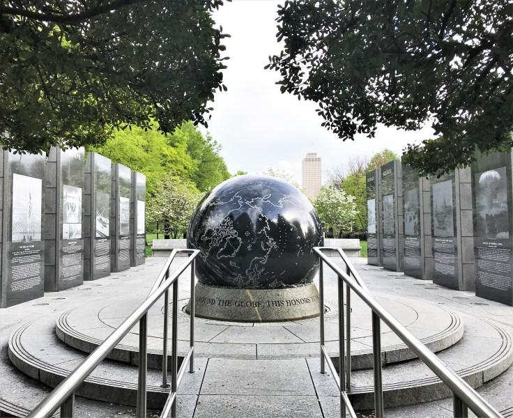 Tennessee World War II Memorial – nashville public art