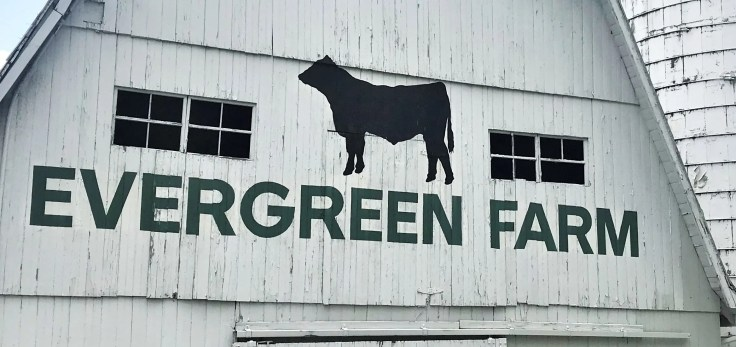 EvergreenFarmSIgn