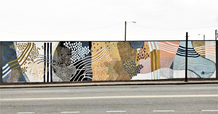 Erlenborn Mural Nashville street art