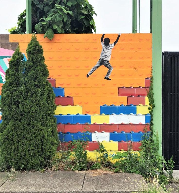 Donahue Boy mural street art Nashville