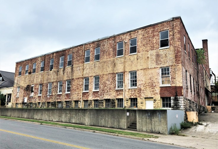 brick factory building Nashville