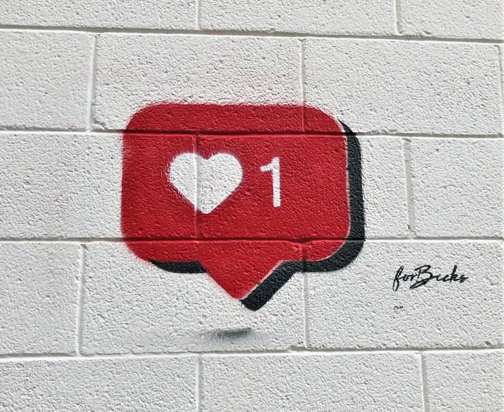 Barista Like mural street art Nashville