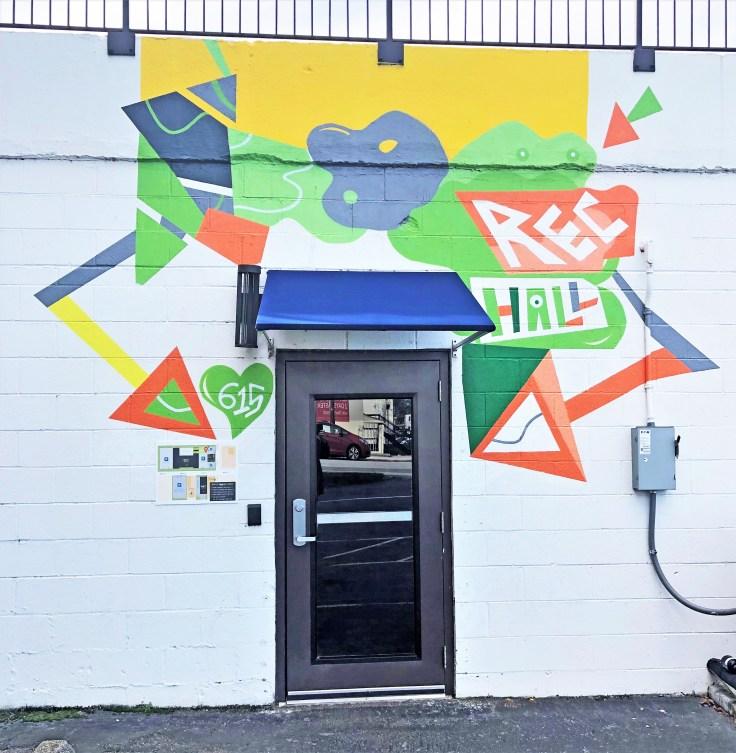 HOME mural street art Nashville