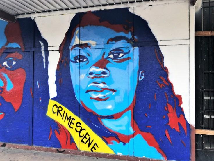 Breonna Taylor mural Nashville Street art