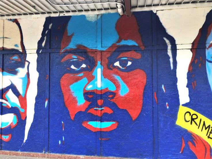 Daniel Hambrick mural Nashville street art