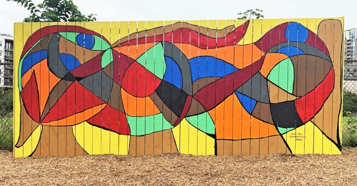 Paoli Gulch Mural Nashville street art