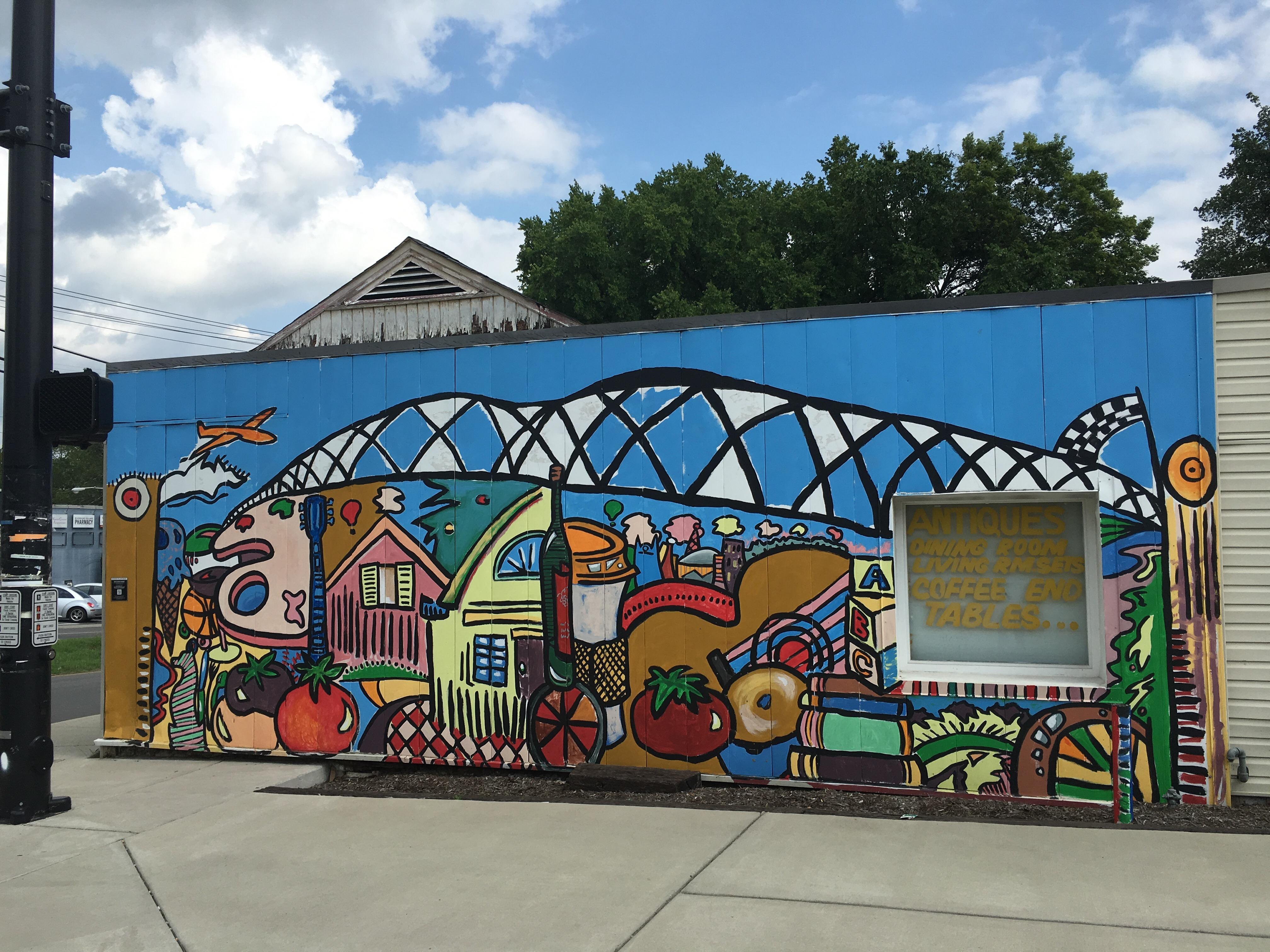 Down By The River Nashville Public Art