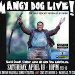 2009.04.18 Mangy Dog LIVE!