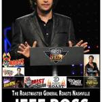 Jeff Ross Roasts Nashville March 14, 2012