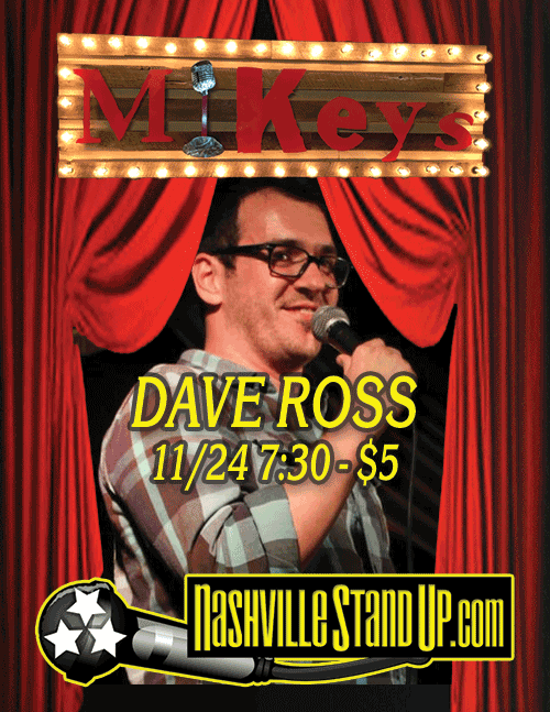 Dave Ross at Mikey's 11/24/2013