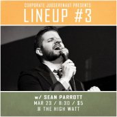 at Lineup #3 comedy special taping at The High Watt - March 23, 2015