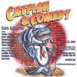 Savannah, TN's Catfish and Comedy Festival 6/27/2015