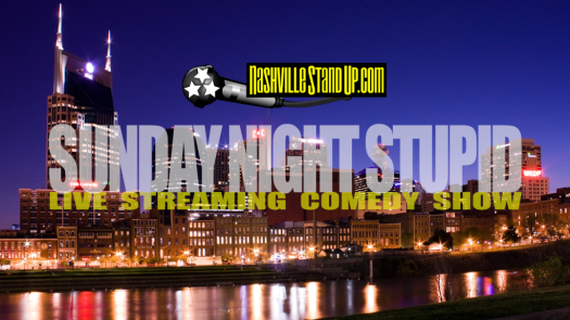 SUNDAY NIGHT STUPID with Chad Riden, Mary Jay Berger and Jesse Perry: the stupidest thing you can do with your Sunday night!