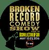 #BrokenRecordShow 2016 logo
