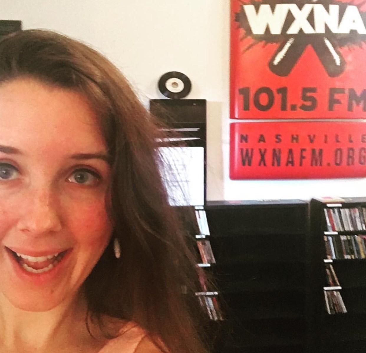 Hannah Hogan on NSUPsitsDOWN on WXNA