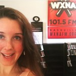 Hannah Hogan on NSUPsitsDOWN on WXNA