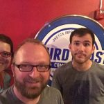 Mary Jay Berger, Chad Riden, Luke Watson at Third Coast Comedy Club 8/24/2016